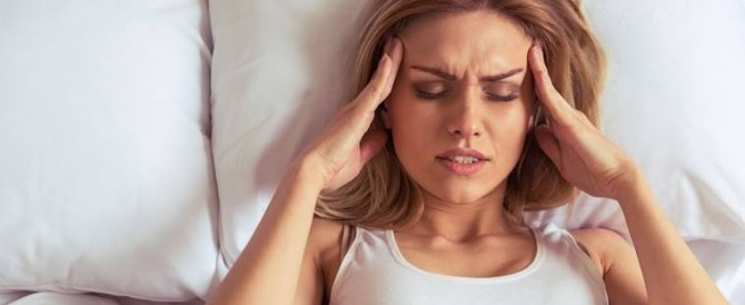 Endometriosis and migraines