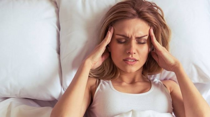 Endometriosis and migraines