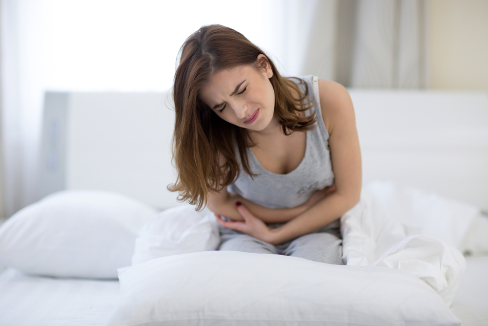 Endometriosis can also affect adolescents